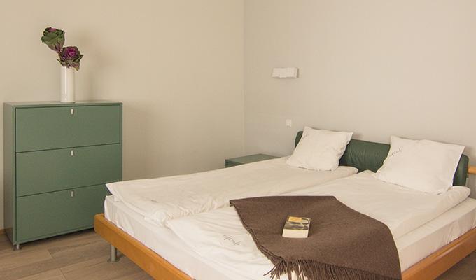 Apartment für 2+2 Personen