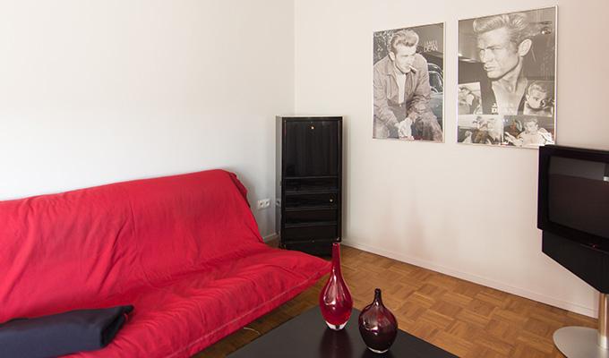 Apartment für 4+2 Personen